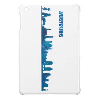 Augsburg Skyline Silhouette Cover For The iPad Mini