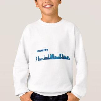 Augsburg Skyline Silhouette Sweatshirt
