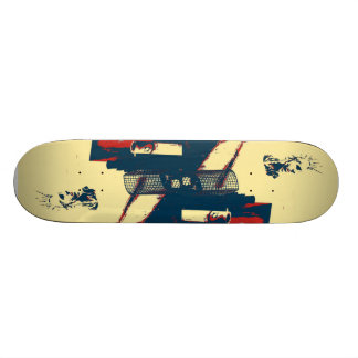Augsburg Street styles deck 20 Cm Skateboard Deck