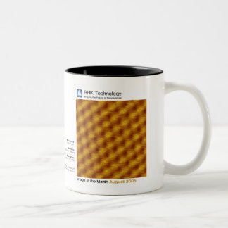 August 2005 - RHK Technology: Image of the Month Two-Tone Coffee Mug