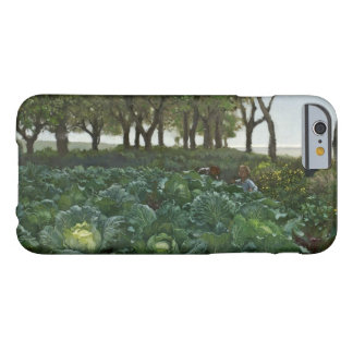August Malmstrom - Children Playing in the Garden Barely There iPhone 6 Case