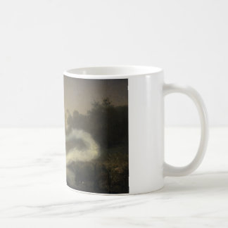 August Malmstrom - Dancing Fairies Coffee Mug