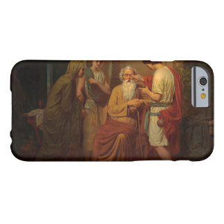 August Malmstrom - Tobias healing his blind father Barely There iPhone 6 Case