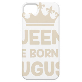 August Queen Case For The iPhone 5