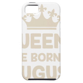 August Queen Tough iPhone 5 Case