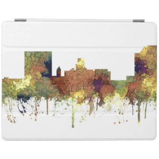 Augusta Georgia Skyline. SG-Safari Buff iPad Cover