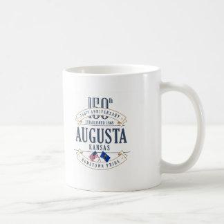 Augusta, Kansas 150th Anniversary Mug