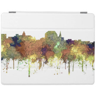 Augusta Maine Skyline SG-Safari Buff iPad Cover