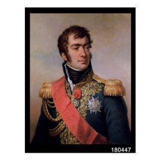 Auguste Frederic Louis Viesse de Marmont Postcard
