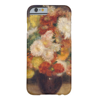 Auguste Renoir Bouquet of Chrysanthemums Barely There iPhone 6 Case