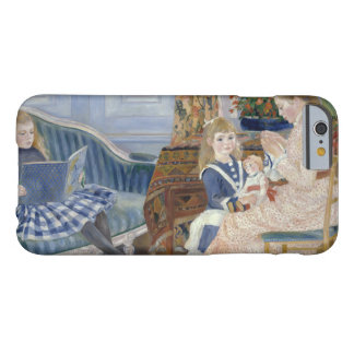 Auguste Renoir - Children's Afternoon at Wargemont Barely There iPhone 6 Case