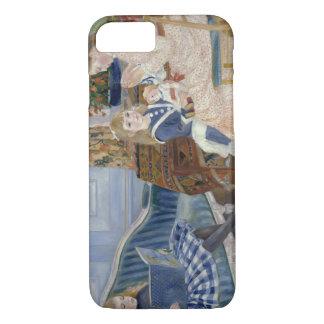 Auguste Renoir - Children's Afternoon at Wargemont iPhone 7 Case