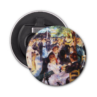 Auguste Renoir - Dance at Le moulin de la Galette Bottle Opener
