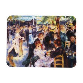 Auguste Renoir - Dance at Le moulin de la Galette Magnet