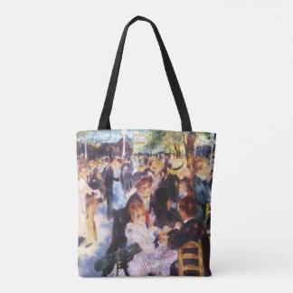 Auguste Renoir - Dance at Le moulin de la Galette Tote Bag