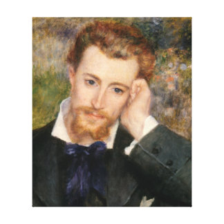 Auguste Renoir Eugène Murer Canvas Print