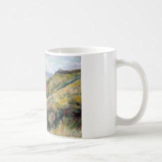 Auguste Renoir - Hills around the Bay Coffee Mug