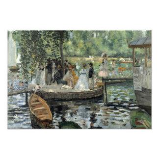 Auguste Renoir -  La Grenouillere Photo Print