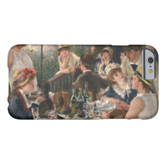 Auguste Renoir - Luncheon of the Boating Party Barely There iPhone 6 Case