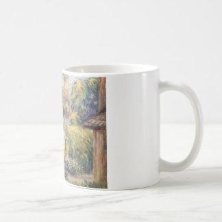Auguste Renoir - Paysage a Cagnes Coffee Mug