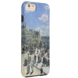 Auguste Renoir Pont Neuf Paris Vintage Fine Art Tough iPhone 6 Plus Case