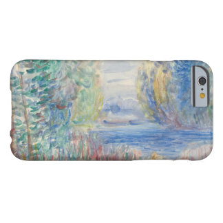 Auguste Renoir - River Landscape Barely There iPhone 6 Case