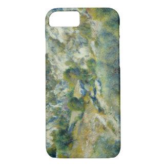 Auguste Renoir - Rocky Crags at L'Estaque iPhone 7 Case
