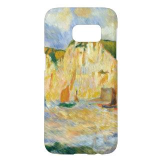 Auguste Renoir Sea and Cliffs