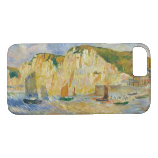 Auguste Renoir - Sea and Cliffs iPhone 8/7 Case