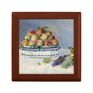 Auguste Renoir -Still Life with Peaches and Grapes Gift Box