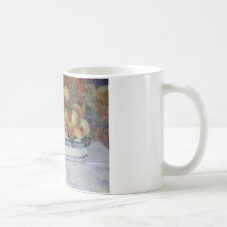 Auguste Renoir - Still Life with Peaches Coffee Mug