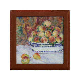Auguste Renoir - Still Life with Peaches Gift Box