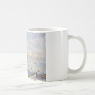 Auguste Renoir - The Bay of Naples Coffee Mug