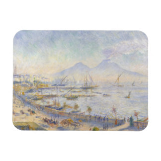 Auguste Renoir - The Bay of Naples Magnet