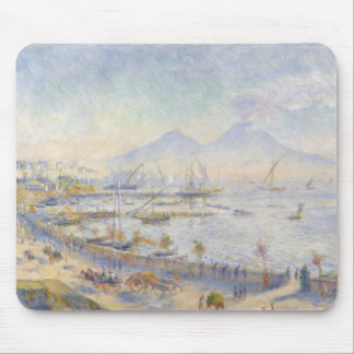 Auguste Renoir - The Bay of Naples Mouse Pad