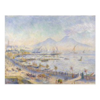 Auguste Renoir - The Bay of Naples Postcard
