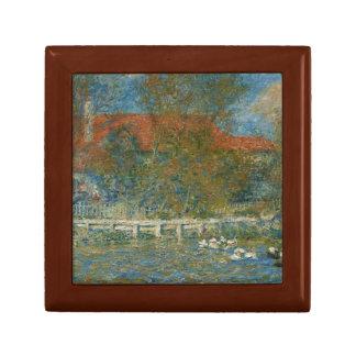 Auguste Renoir - The Duck Pond Gift Box