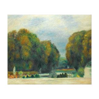 Auguste Renoir Versailles Canvas Print