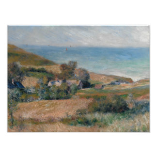 Auguste Renoir - View of the Seacoast Photo Print
