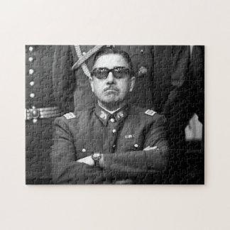 Augusto Pinochet Jigsaw Puzzle