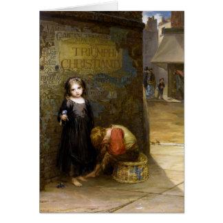 Augustus Edwin Mulready: Uncared-For Card