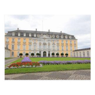 Augustusburg Palace Postcard