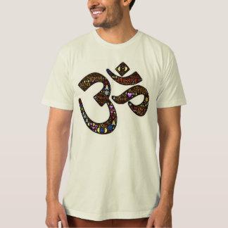 Aum (Om) Organic Men's T-Shirt