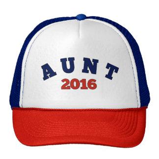 Aunt 2016 cap