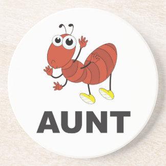 aunt ant fun coasters