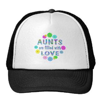 Aunt Trucker Hats