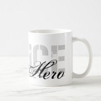 Aunt Is My Hero - POLICE Coffee Mug