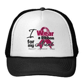 Aunt - Multiple Myeloma Ribbon Hats