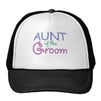 Aunt of the Groom Cap