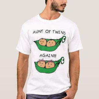 Aunt of twins again T-Shirt